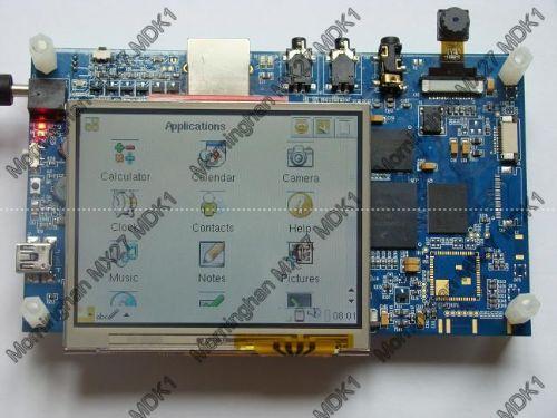 主题:飞思卡尔arm内核i.mx27嵌入式开发板